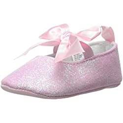 Light Pink Baby Shoes