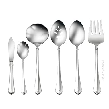 Oneida Juilliard 6-Piece Serving Set