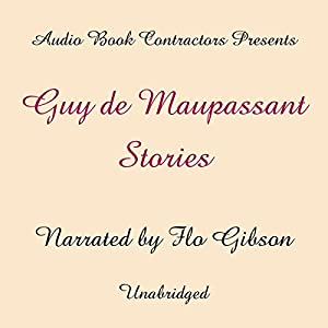 Guy de Maupassant Stories Audiobook