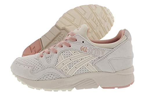 ASICS Gel Lyte V Womens in Birch/Birch, 7.5