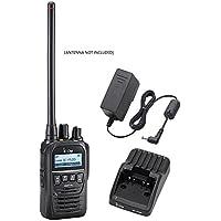 Icom F52D 5W 512CH IP67 Digital VHF 136-174MHZ IDAS Waterproof Radio W/ Charger