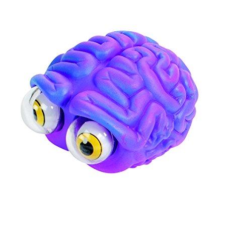 Warm Fuzzy Toys Poppin' Peeper Brain Fidget Toy, 3 -