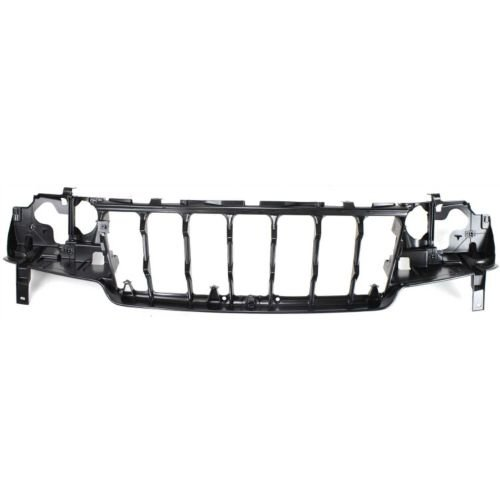 Perfect Fit Group JP3115 - Grand Cherokee Header Panel, Headlight Mounting Panel, Abs ()