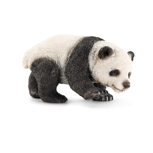 Schleich Cub Giant Panda Toy Figure