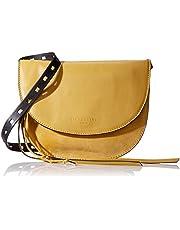 Liebeskind Berlin Damen Dive Bag Suede Clutch Small, 2.0x21.0x21.0 cm