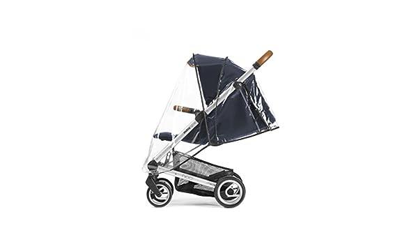 Mutsy Nexo Stroller Rain Cover by Mutsy: Amazon.es: Bebé