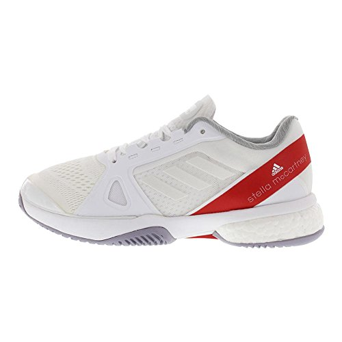 adidas Stella McCartney Barricade Boost 2018 Shoe White/Dark Callistos/Pearl Grey footaction clearance footlocker pictures cheap largest supplier f6BKW6pG