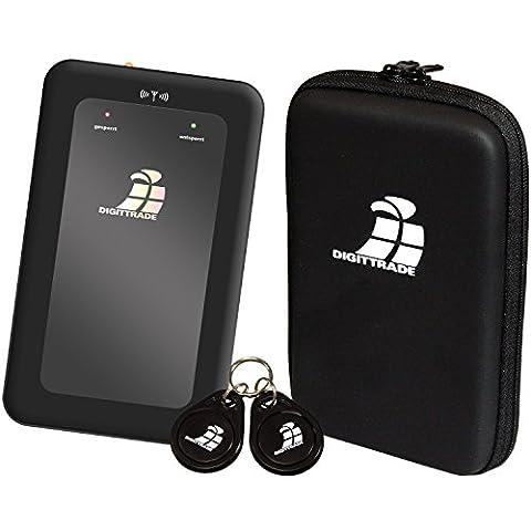 DIGITTRADE RS64 500 GB RFID Security External