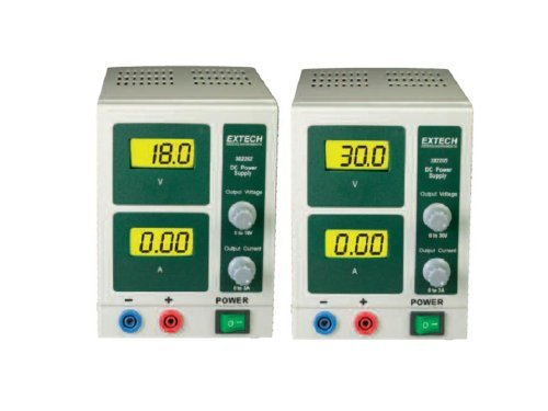 Extech 382200 30 Volt 1 Ampere Digital Single Output DC Power Supply by Extech Instruments [並行輸入品] B00VU65TSQ