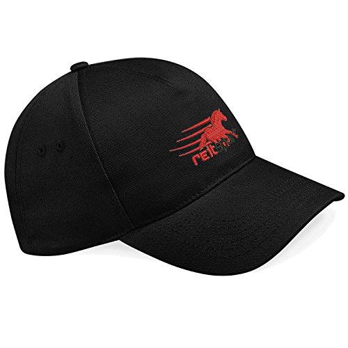 Envio gratis caprica91 - Gorra de béisbol - para hombre Negro negro Talla  única d134dc5b973