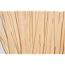 Henry's Best Wood Paint Sticks 12 in. Stir Sticks For Wood Crafts, 100 Sanded Paddles Tough Enough for Mixing Wax, Epoxy, Resin, Unrivaled Quality as Wood Craft Sticks, USA