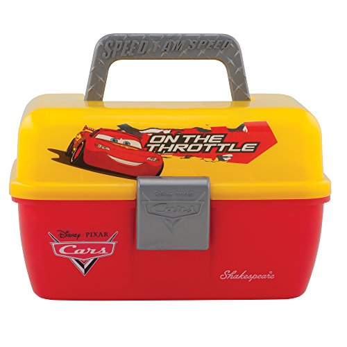 UPC 043388407290, Shakespeare Cars Tackle Box