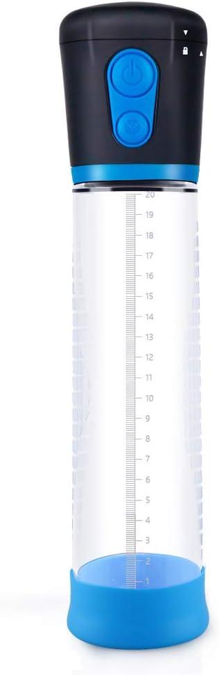 Male Powerful Pump Battery-Powered Vacuum sèx Pump Vacuum Therapy System Pennïs Extension Pëns Erëctïon Pumps to Increase Strength