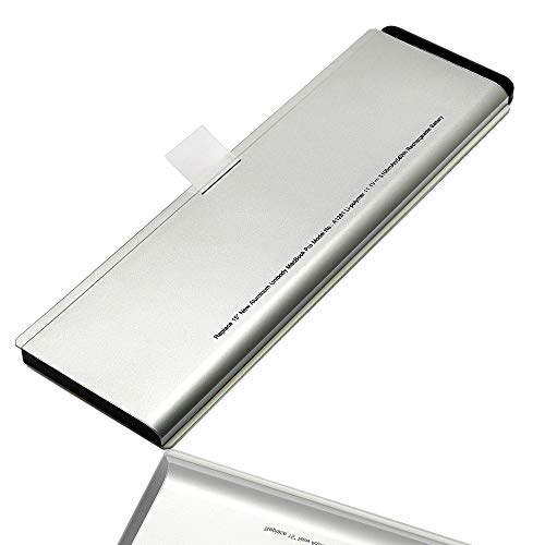 WENYAA A1286 A1281 New Laptop Battery for MacBook Pro 15 inch (2008 Version); Fit MB772 MB772/A MB772J/A MB772LL/A -12 Months Warranty