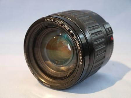 Review Canon 35-105mm f/4.5-5.6 Auto