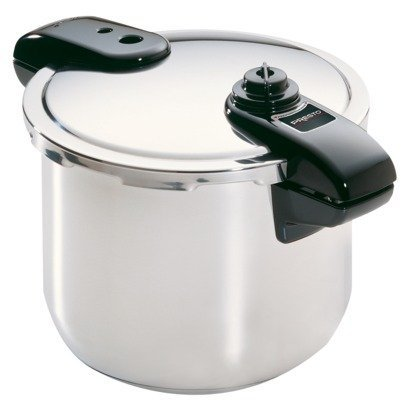 Amazon.com: Presto 8-Quart de acero inoxidable olla de ...