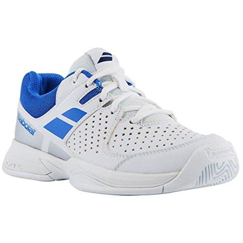 Babolat , Chaussures de tennis pour garçon blanc blanc