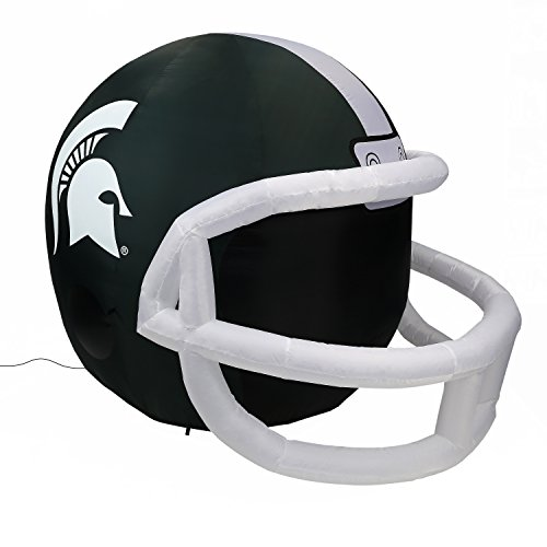 Fabrique Innovations NCAA  Inflatable Lawn Helmet, Michigan State Spartans