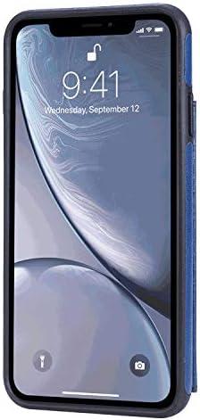 iPhone 7 Plus プラス レザー ケース, 手帳型 アイフォン 7 Plus プラス 本革 耐摩擦 ビジネス 財布 カバー収納 スマートフォンケース 無料付スマホ防水ポーチIPX8