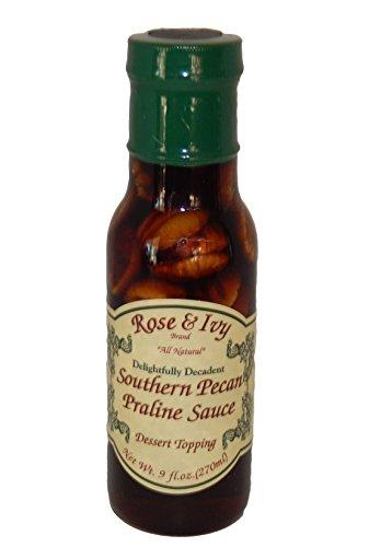 - Rose & Ivy Southern Pecan Praline Sauce