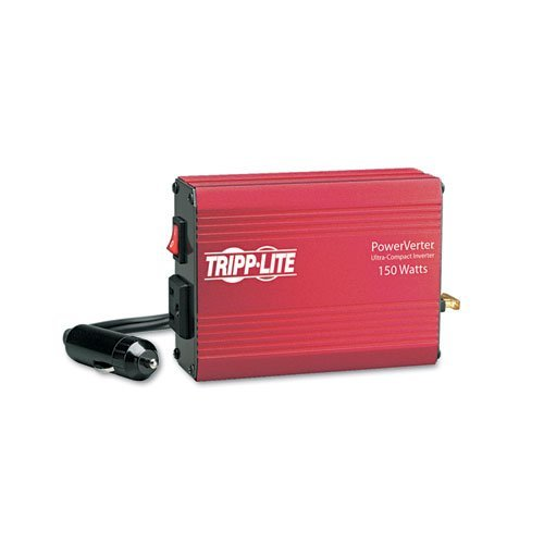 037332117465 - Tripp Lite 150W Car Power Inverter with 1 Outlet, Auto Inverter, Ultra Compact (PV150) carousel main 3