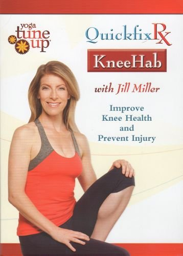 Yoga Tune Up Quickfix Rx KneeHab DVD - Jill Miller Knee - Rx Reviews Good