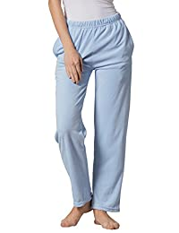 Godsen Women's Knit Cotton Lounge Pant Pajama Bottoms