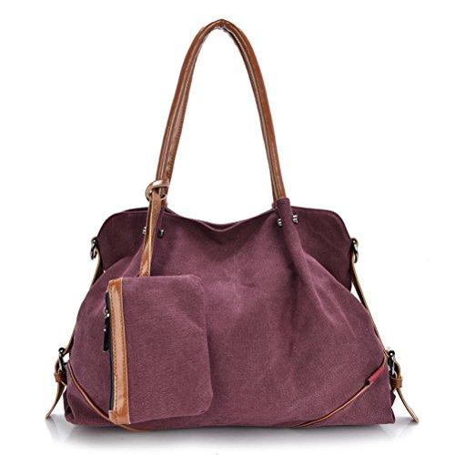 La Nago - bolso mujer morado