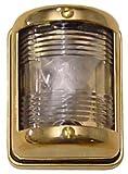 Stern Navigation Light Brass w/ 10 W Bulb Victory ''Elite'' FS0017DB