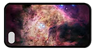 Hipster brand new iPhone 4S cases space orion nebula TPU Black for Apple iPhone 4/4S