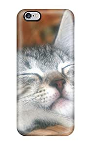 New Arrival HYDEEYy2009HJYKX Premium Iphone 6 Plus Case(magical Sleeping Kitty Cat Animal Cat)