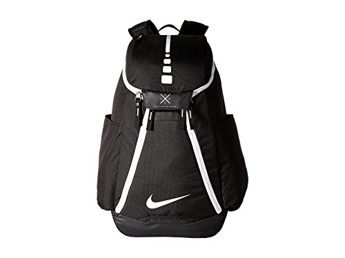 Nike Hoops Elite Max Air Team 2.0 Basketball Backpack Black/White Size One Size
