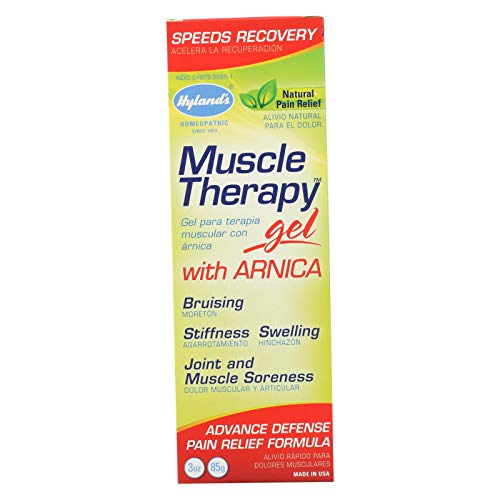 Hyland's Muscle Therapy Gel with Arnica - 3 oz