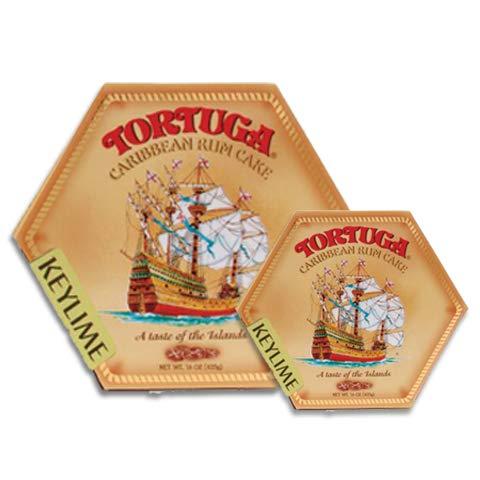 Tortuga Caribbean Key Lime Cake, 16-Ounce 2 Pack