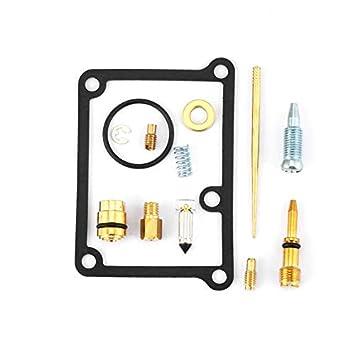 HermosaUKnight Kit de reconstrucción de carburadores Kit de reparación de carburadores Accesorios para carburadores para Yamaha Banshee YFZ350 YFZ 350 Juego ...