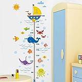 Holoras Child Height Wall Sticker, DIY Kids