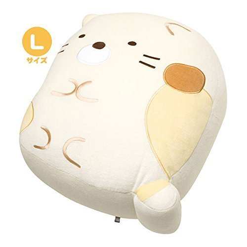 San-X Corner Sumikko Gurasi Cat Plush Cushion (MP90901)