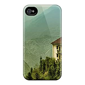 (mAJ7563tftk)durable Protection Cases Covers For Iphone 6plus(hilltop House)