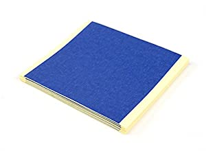 Turnigy Blue 3D Printer Bed Tape Sheets 200 x 200mm (20pcs) by Turnigy