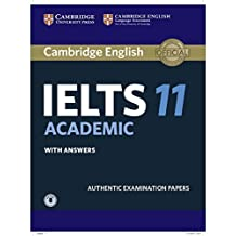 Cambridge IELTS 11 Academic Student's Book with Answers with Audio: Authentic Examination Papers (IELTS Practice Tests) (2016-05-17)