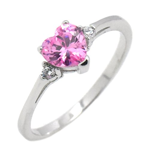 rings ring pink birthstone silvertone within imitation engagement cz view photo october of