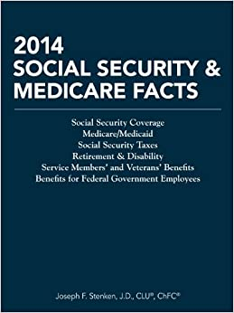 Book 2014 Social Security & Medicare Facts by Joseph F. Stenken (2013-12-17)