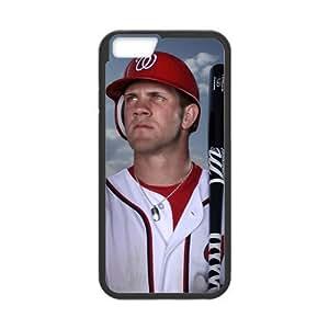 Bryce Harper Baseball Bat Case for iPhone 6