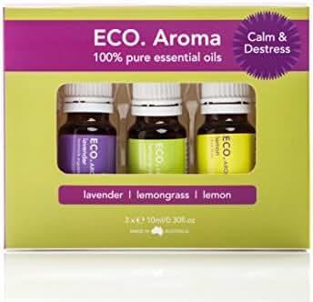 ECO. Calm And Destress Aroma Trio