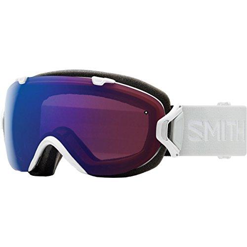 992a45c544ed Smith Optics I Os Adult Snow Goggles - White Vapor Chromapop Photochromic  Rose Flash