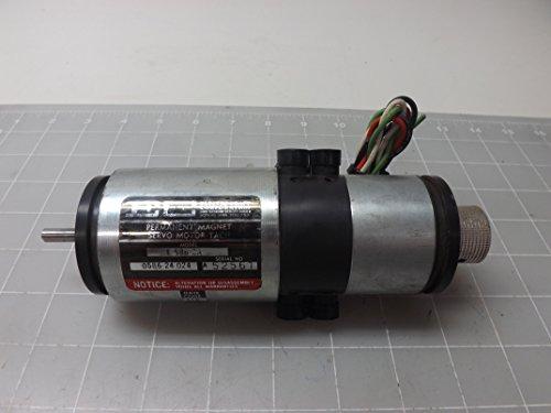 EC, Electro-Craft E 586 SA Permanent Magnet Servo Motor-Tach T48886 (Electro Permanent Magnet)