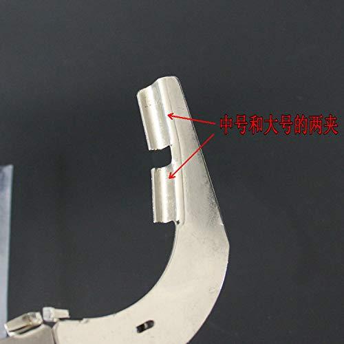 HERCHR Car Auto Maintenance Tools Piston Ring Pliers Piston Ring Pliers Piston Disassembly Tool (Medium)