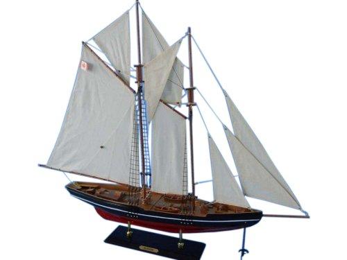 Hampton Nautical  Bluenose Sailboat, 32