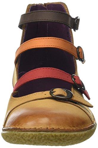 a3295e80df15f7 Kickers HONOREE, Ballerines Bout fermé Femme, (Marron Clair Orange), 37 EU:  Amazon.fr: Chaussures et Sacs