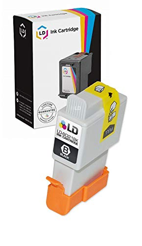 LD Compatible Ink Cartridge Replacement for Canon BCI21Bk 0954A003 ()